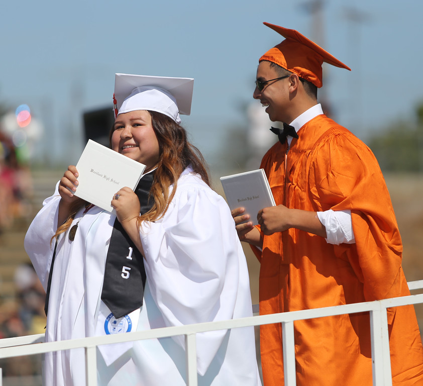 . Daily Democrat Archive It is that time again: graduation season. Starting this week Woodland students will be turning their tassels and moving onto the next phase of their lives.