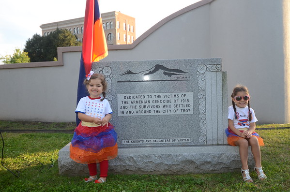 PHOTOS:  Armenian Independence Day celebration in Troy