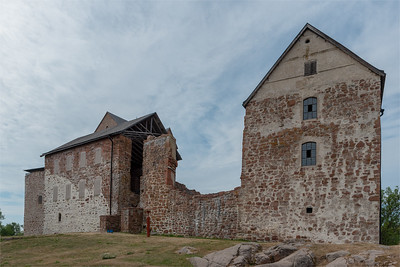 Åland July 2018, Kastelholm Castle.