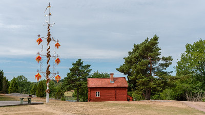 Åland July 2018, Jan Karlsgården Museum.