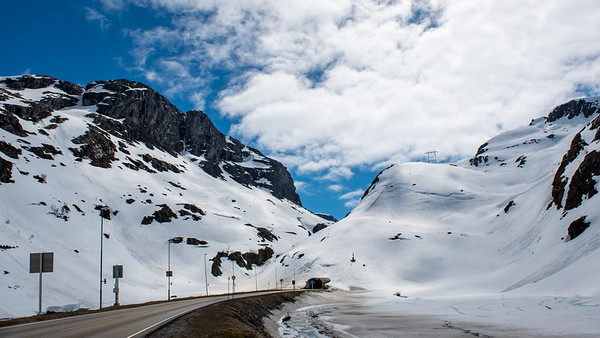Norway, Røldal Mountains.