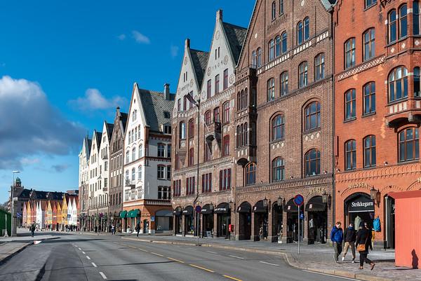 Norway, Bergen.
