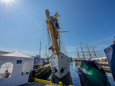 The Tall Ships Race in Bergen, Norway, July-2014. The City showed itself from its best side with a fantastic weather these four days,  24-27 of July-2014.