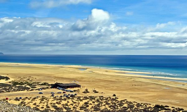 Fuerteventura, South of Costa Calma.