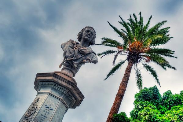 Las Palmas, Gran Canaria, Christopher Columbus