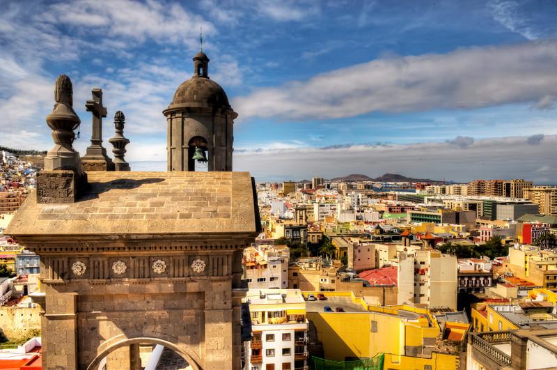 Las Palmas, Gran Canaria, Vegueta Quarter, Santa Ana Cathedral