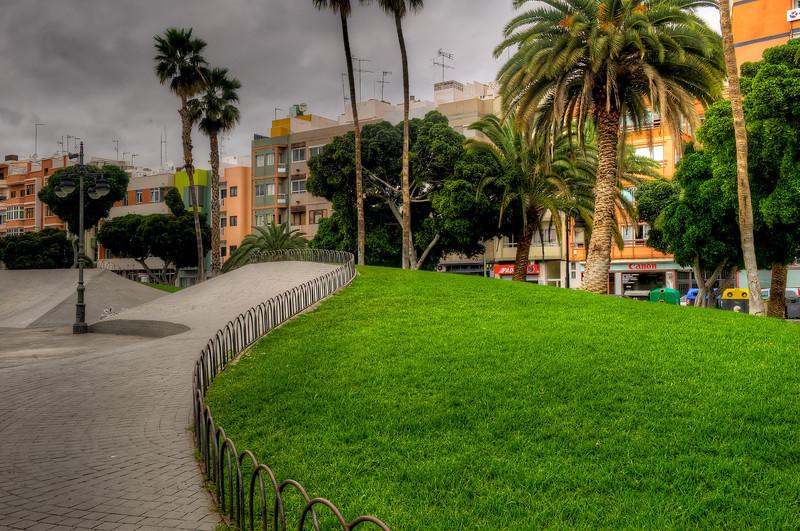 Las Palmas, Gran Canaria, Plaza de la Feria
