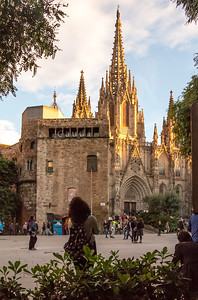 Barcelona, Barcelona Catedral.