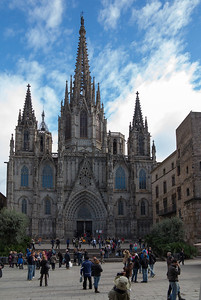 Barcelona Catedral.