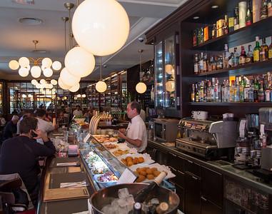 Barcelona, Tapas Bar.