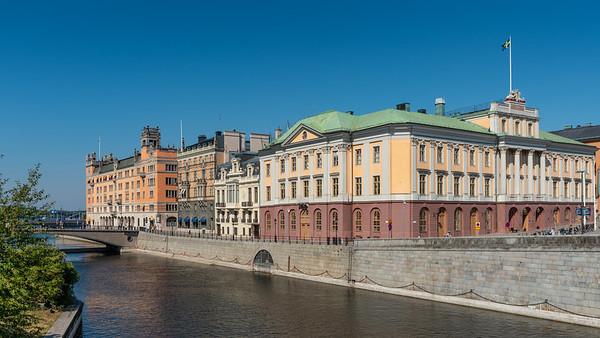 Stockholm July 2018,