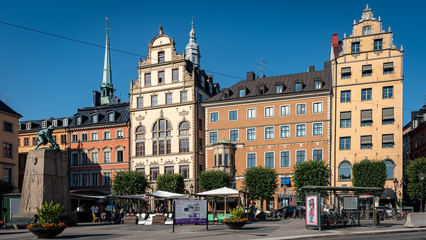 Stockholm July 2018.