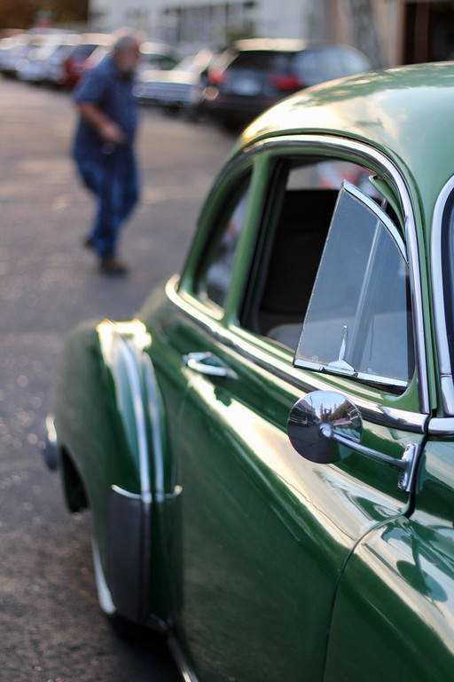 . HANS PETER - DAILY DEMOCRAT One of many shots from this summer\'s car shows.