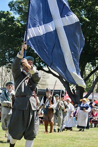 HANS PETER - DAILY DEMOCRAT The Scottish Games attracted people from all over the West Coast.