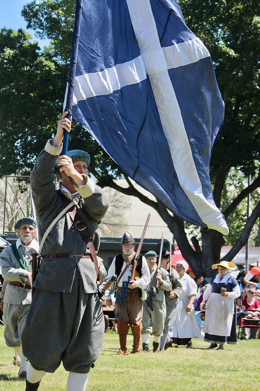 . HANS PETER - DAILY DEMOCRAT The Scottish Games attracted people from all over the West Coast.
