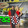 "Sportsman winner Chris Johnson #33J w/Ms Motorsports courtesy Kustom Keepsakes, Mark Brown/Ryan Karabin. For reprints vist: <a href=""https://nepart.smugmug.com"">https://nepart.smugmug.com</a>"