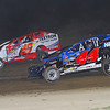 "Mod action Stewart Friesen #44 & Max McLaughlin #6 courtesy Kustom Keepsakes, Mark Brown/Ryan Karabin. For reprints vist: <a href=""https://nepart.smugmug.com"">https://nepart.smugmug.com</a>"