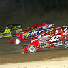"Mod action Pat Ward #42, Kenny Tremont #115 & Brett Hearn #20 courtesy Kustom Keepsakes, Mark Brown/Ryan Karabin. For reprints vist: <a href=""https://nepart.smugmug.com"">https://nepart.smugmug.com</a>"