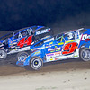 "Mod action Matt Sheppard #9 & Stewart Friesen #44 courtesy Kustom Keepsakes, Mark Brown/Ryan Karabin. For reprints vist: <a href=""https://nepart.smugmug.com"">https://nepart.smugmug.com</a>"