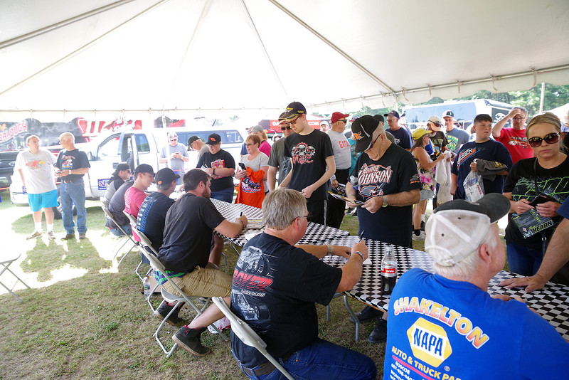 "Autograph session courtesy Kustom Keepsakes, Mark Brown/Ryan Karabin. For reprints vist: <a href=""https://nepart.smugmug.com"">https://nepart.smugmug.com</a>"