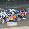 "Sportsman action Scott Duell #14, Robert bublak #27 & Jason Miller #12 courtesy Kustom Keepsakes, Mark Brown/Ryan Karabin. For reprints vist: <a href=""https://nepart.smugmug.com"">https://nepart.smugmug.com</a>"