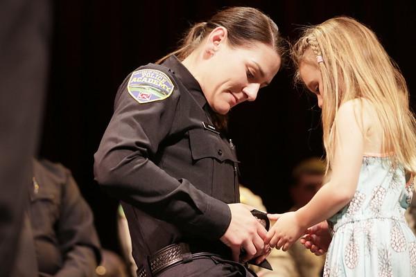 PHOTOS: CR 119th Basic Law Enforcement Academy graduation