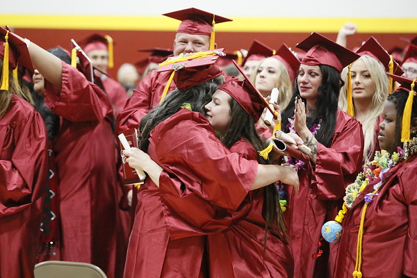 PHOTOS: CR Graduation 2018