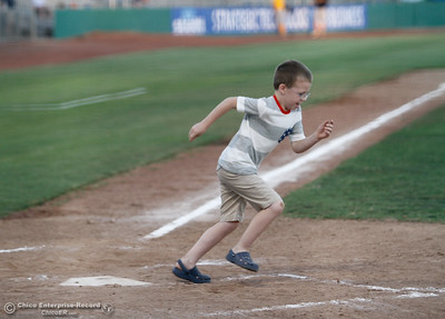 during a baseball game between the Chico Heat and the Marysville Gold Soxs June 23, 2016 in Chico, Calif. (Emily Bertolino -- Enterprise - Record)