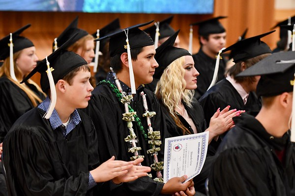 PHOTOS: Community & Court Schools Graduation