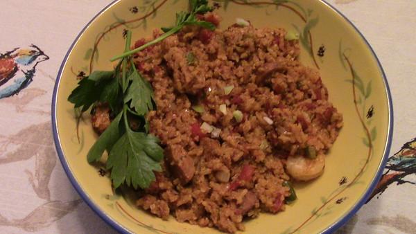 PHOTOS: Cooking like Hattie's 5 - Pump up the Jam-balaya