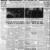 The Denver Post, Monday, December 8, 1941.<br /> <br /> Nazis Surrender To Cold At Moscow. The Denver post Library Archive