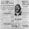 The Denver Post Home Edition, Sunday, December 14, 1941. Hundreds Of Jap 'Chutists Wiped Out In Hand-To-Hand Battle With Filipinos. The Denver post Library Archive