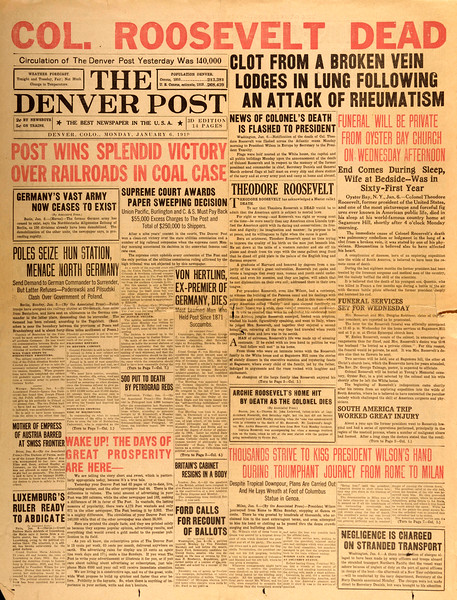 The Denver Post Archive