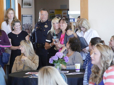 PHOTOS: EPD Chief Andrew Mills goodbye reception