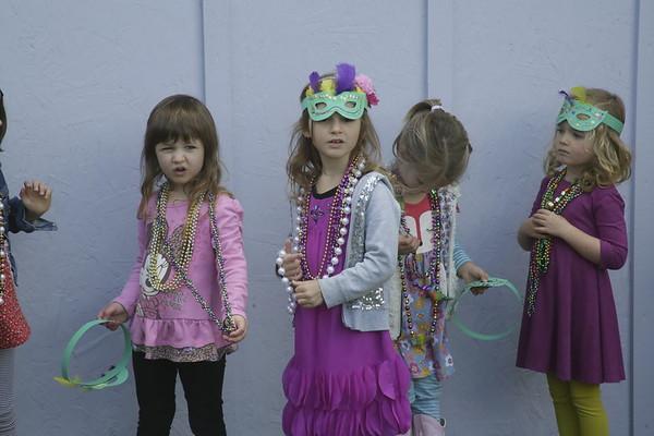 PHOTOS: Fat Tuesday at Mistwood Montessori