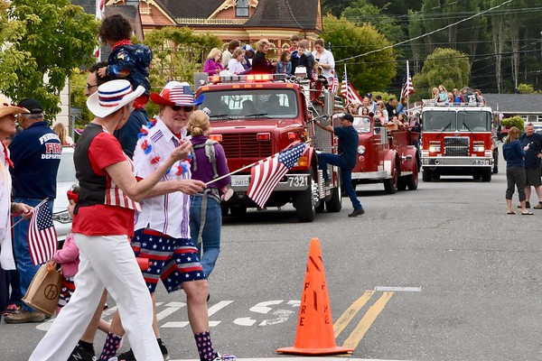 PHOTOS: Ferndale Fourth of July Parade 2018