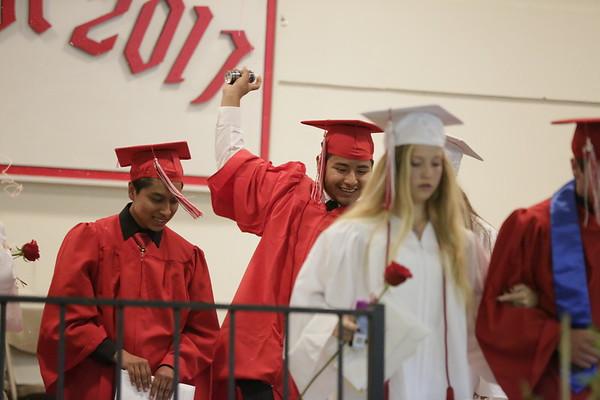 PHOTOS: Ferndale High School graduation 2017