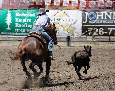 PHOTOS: Fortuna Rodeo 2 p.m. Saturday action