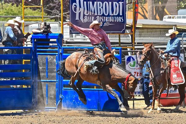 PHOTOS: Fortuna Rodeo Action Sunday