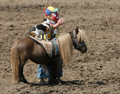 PHOTOS: Fortuna Rodeo Saturday action