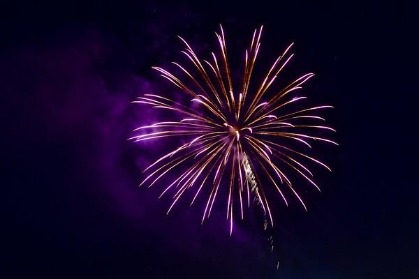 PHOTOS: Fortuna Third of July Fireworks!