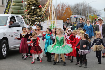 Downtown Woodland will soon transform from office buildings and restaurants to a festive celebration when thousands gather for the 53rd Annual Holiday Parade Saturday Dec. 9. Here's a rewind to rev up those holiday spirits in honor of what's to come.