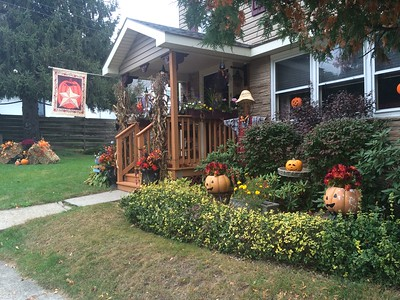 PHOTOS: Houses ready for fall in Saratoga County