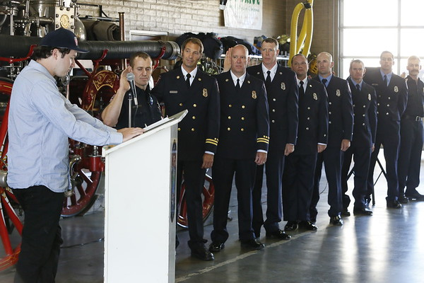 PHOTOS: Humboldt Bay Fire promotions
