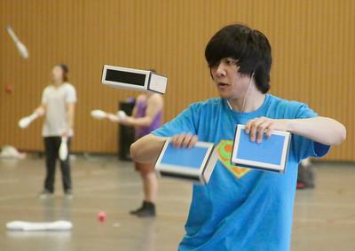 PHOTOS: Humboldt Juggling Festival