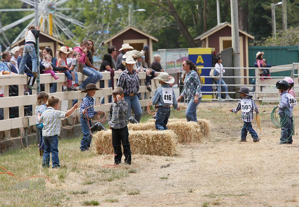 PHOTOS: Junior Rodeo in Fortuna