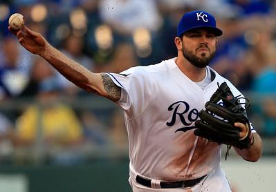 Tigers Royals Baseball