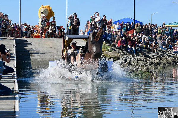 PHOTOS: Kinetic Water Crossing & Crab Park