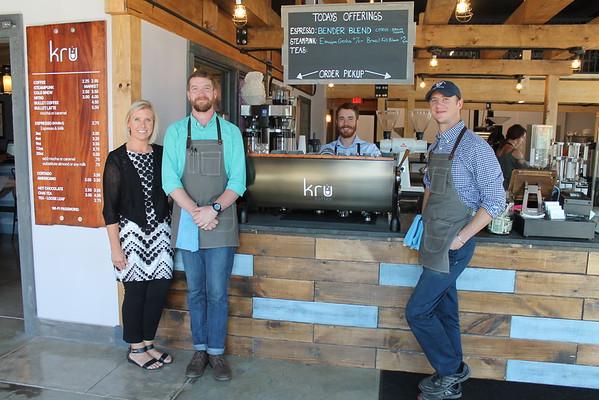 PHOTOS: Kru Coffee open in Saratoga Springs