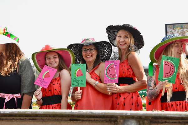 PHOTOS: Ladies Hat Day at the Races